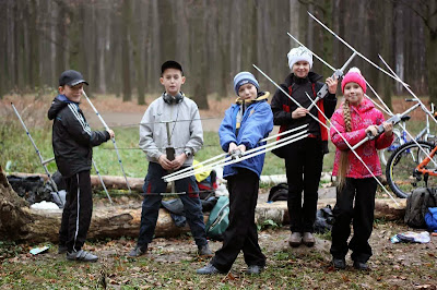 Радиопеленгация (охота на лис, ARDF) и спортивное ориентирование в Виннице и не только. Тренировка по радиопеленгации