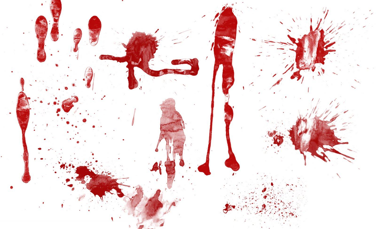 Pinceles de sangre