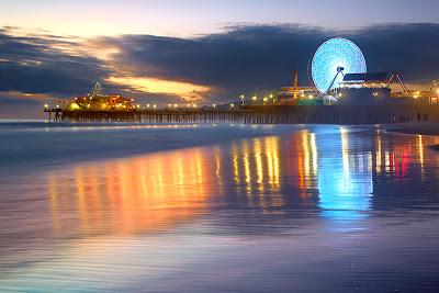 Foto de Parque de juegos cerca de la playa
