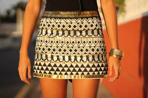 Embroiled Skirts Designs