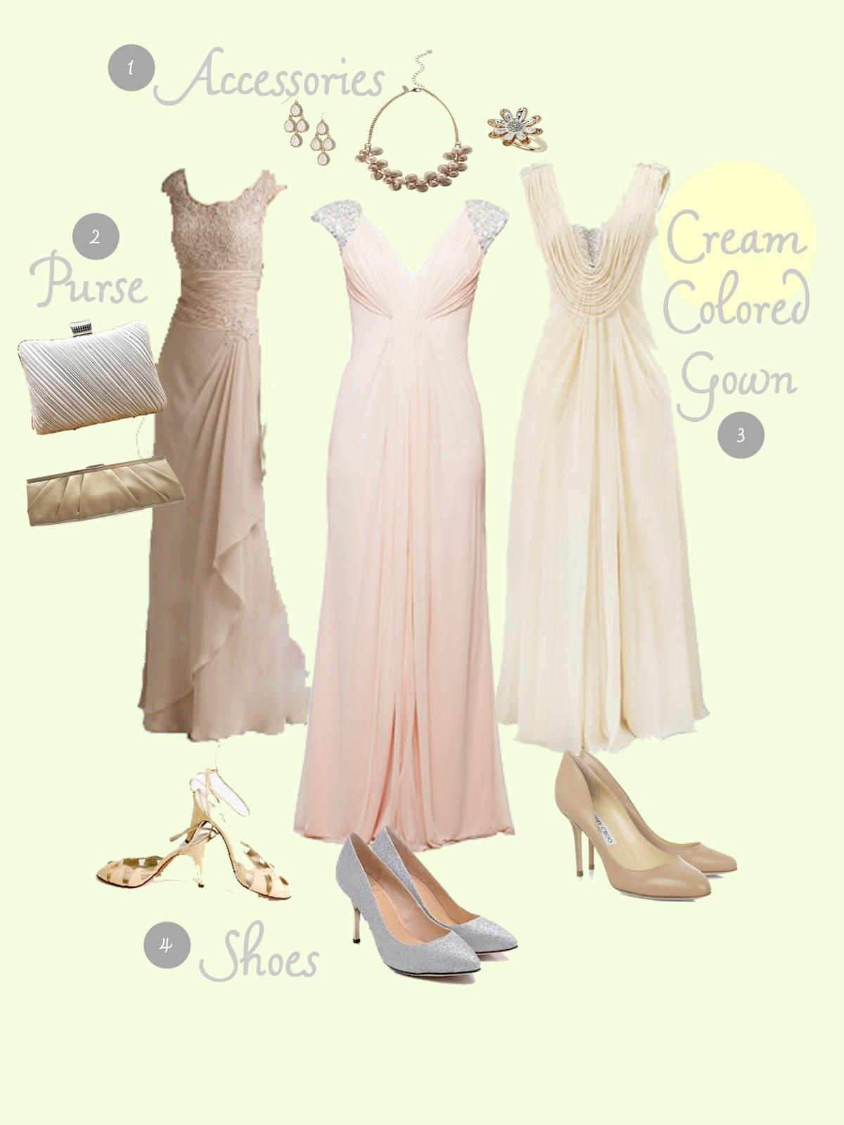 Wedding Dresses For Ninang : Obi weds kat the wedding s dress code
