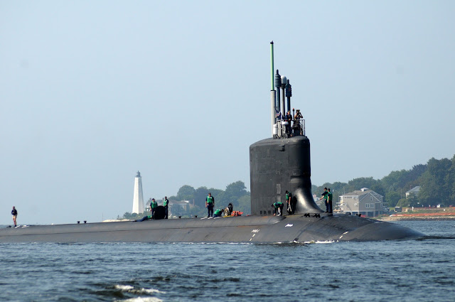 USS New Hampshire (SSN-778)