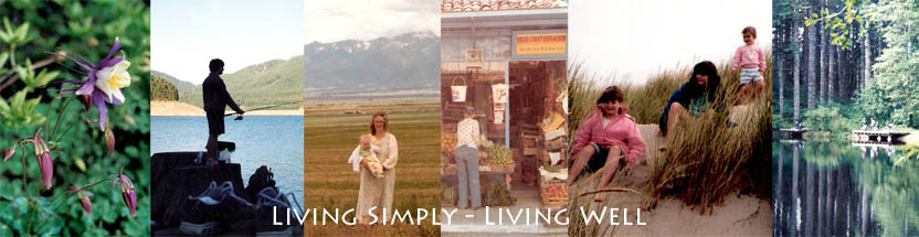 Living Simply - Living Well