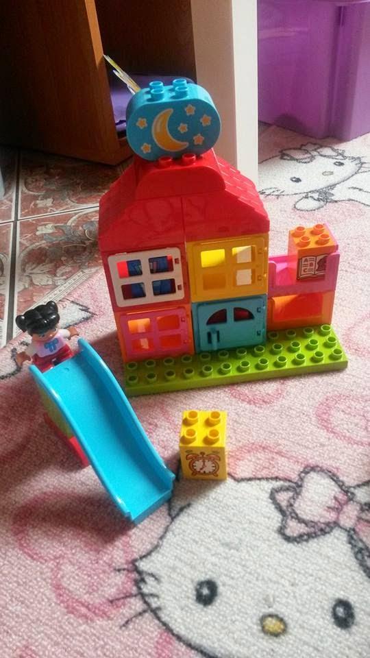 Lego Duplo - Mój pierwszy domek.