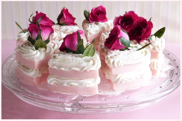 Beautiful Cake Piece Images : The Happy Housewife and her soap obsession: Yummy Cake ...