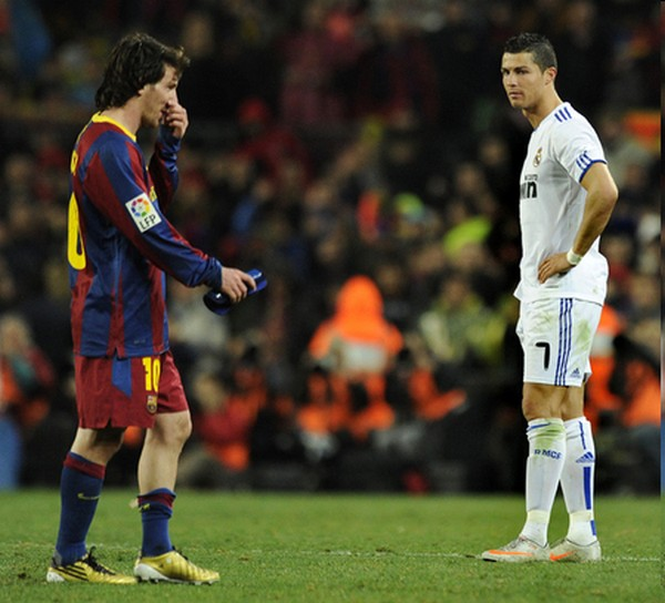 REAL MADRID VS Barcelona: Match Result