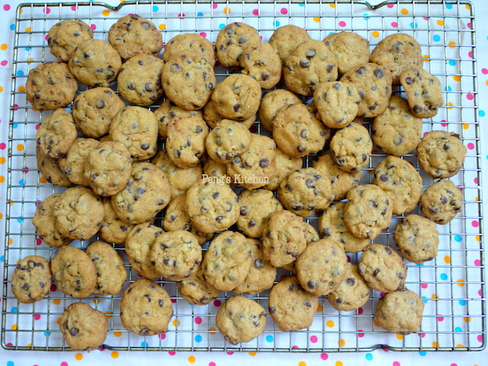 Peng's Kitchen: Almost Famous Amos Cookies