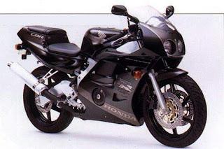 Honda CBR 250 R picture