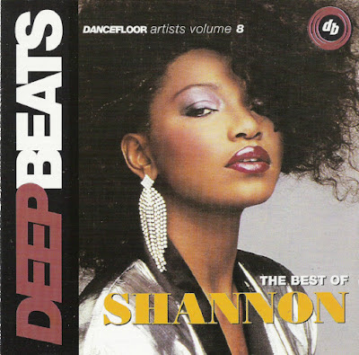Shannon - Essential Dancefloor Artists Vol.8