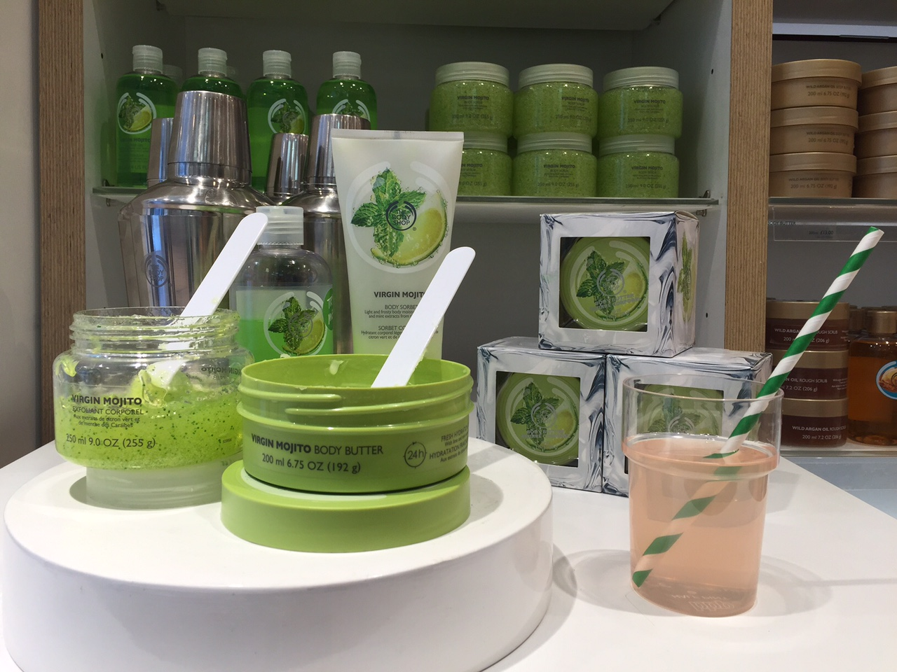 The Body Shop Leeds Review