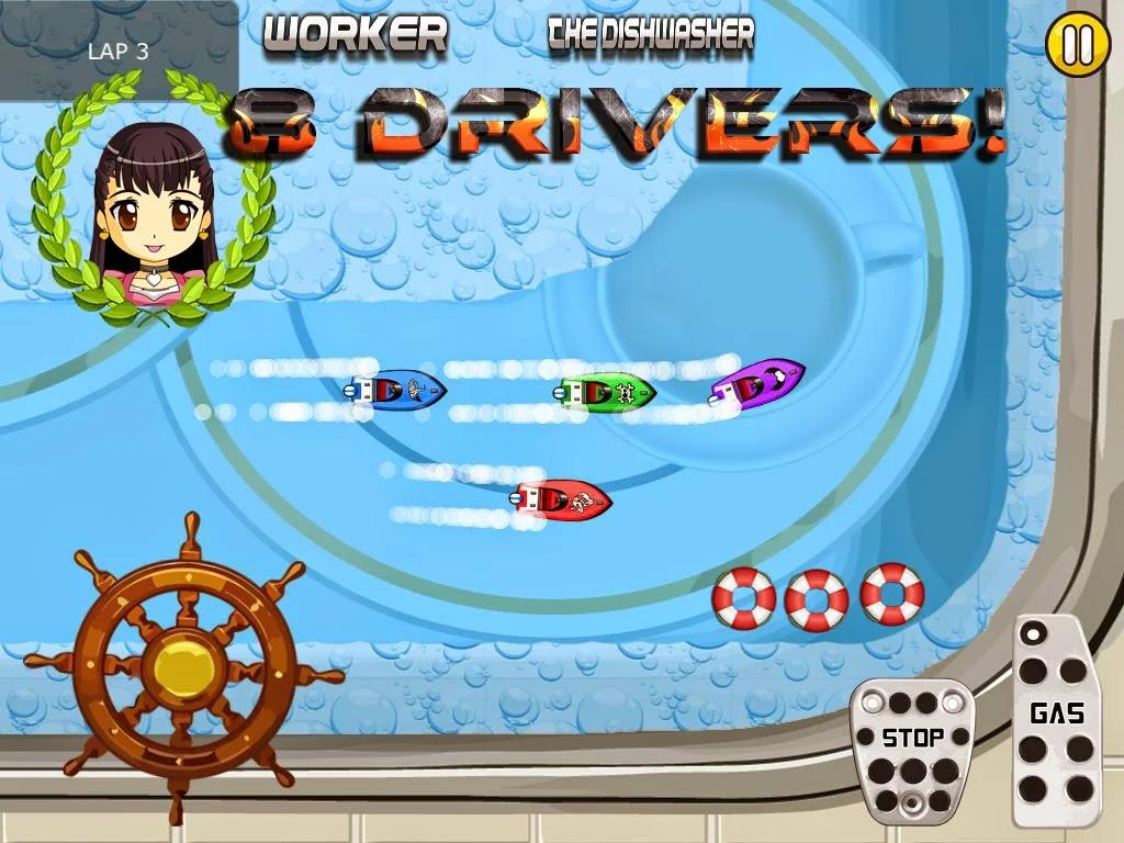 Micro Racing HD Full v1.0
