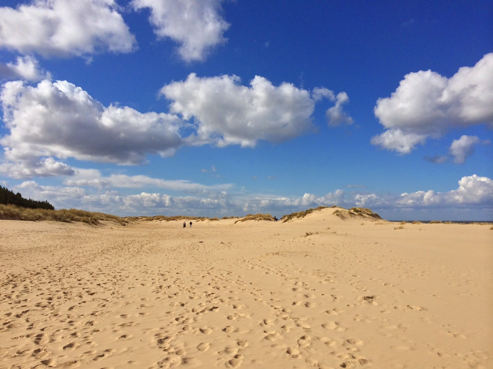 Nice Beaches In Norfolk Wells Next The Sea