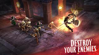 Eterniy Warriors 4 Mod Apk