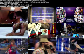 WWE Friday Night Smackdown 2013.07.26 HDTV 400MB