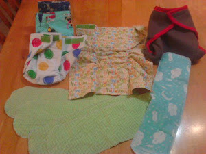 CLOTH DIAPER CARE & USE