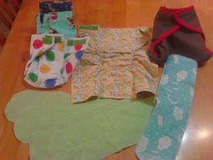 CLOTH DIAPER CARE & USE