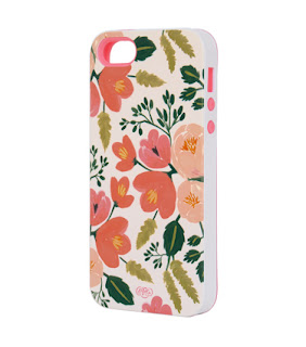 Rifle Paper Co., iphone, case, cover, graphic desing