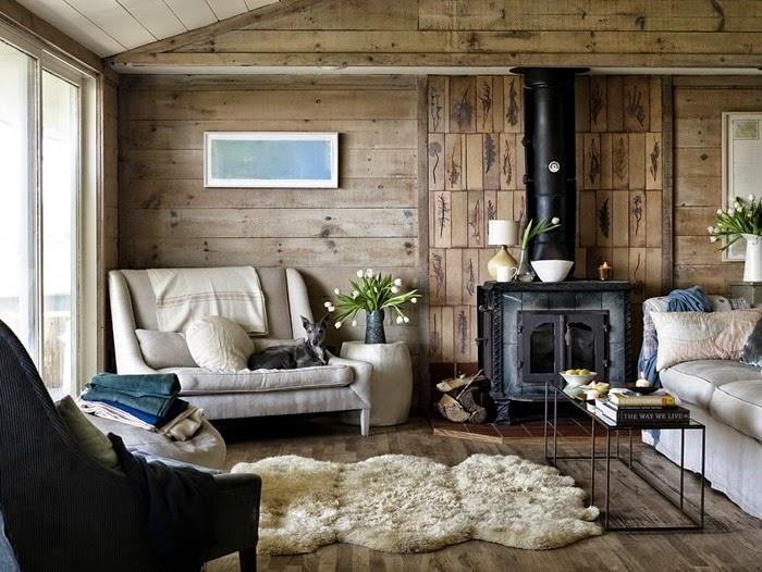 Wnu0119trza Zewnu0119trza - blog wnu0119trzarski: Drewniany dom + mau0142e ...