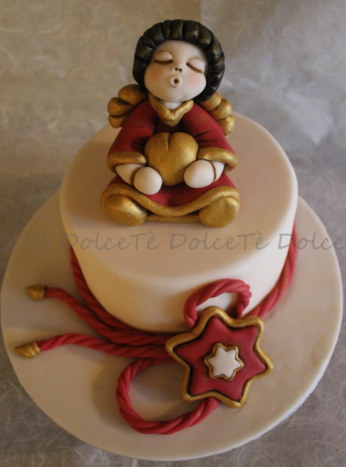 DolceTe ...e la dolce arte del Cake Design.: Torta Thun ...