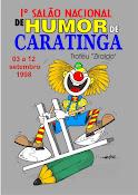 1º Salão de Humor  de Caratinga / 1998