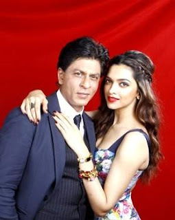 Shahrukh & Deepika on the cover of HT Brunch weekly, August 2013.JPG