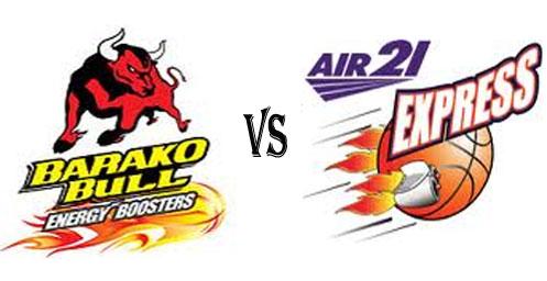 Watch PBA Barako Bull Energy Cola vs Air21 Express