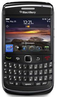 Harga Blackberry Onyx 2 dan Spesifikasi Terbaru Oktober 2012