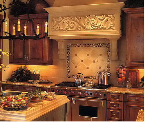 backsplash design