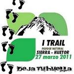 I Trail Sierra de Huétor --> 27 Marzo 2011