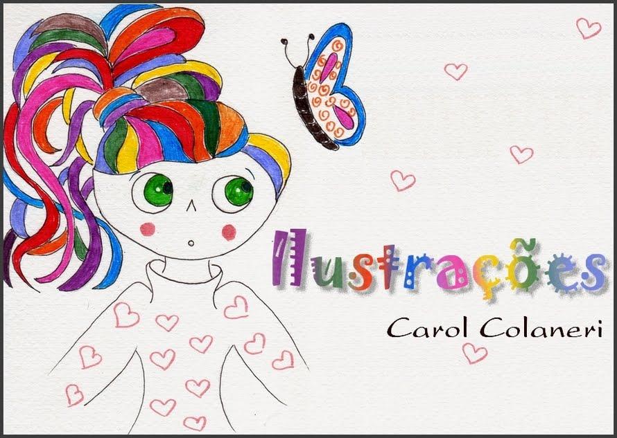 Ilustrações Carol Colaneri