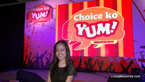 "MYX & Jollibee Presents ""Choice Ko Yum Awards 2013"""