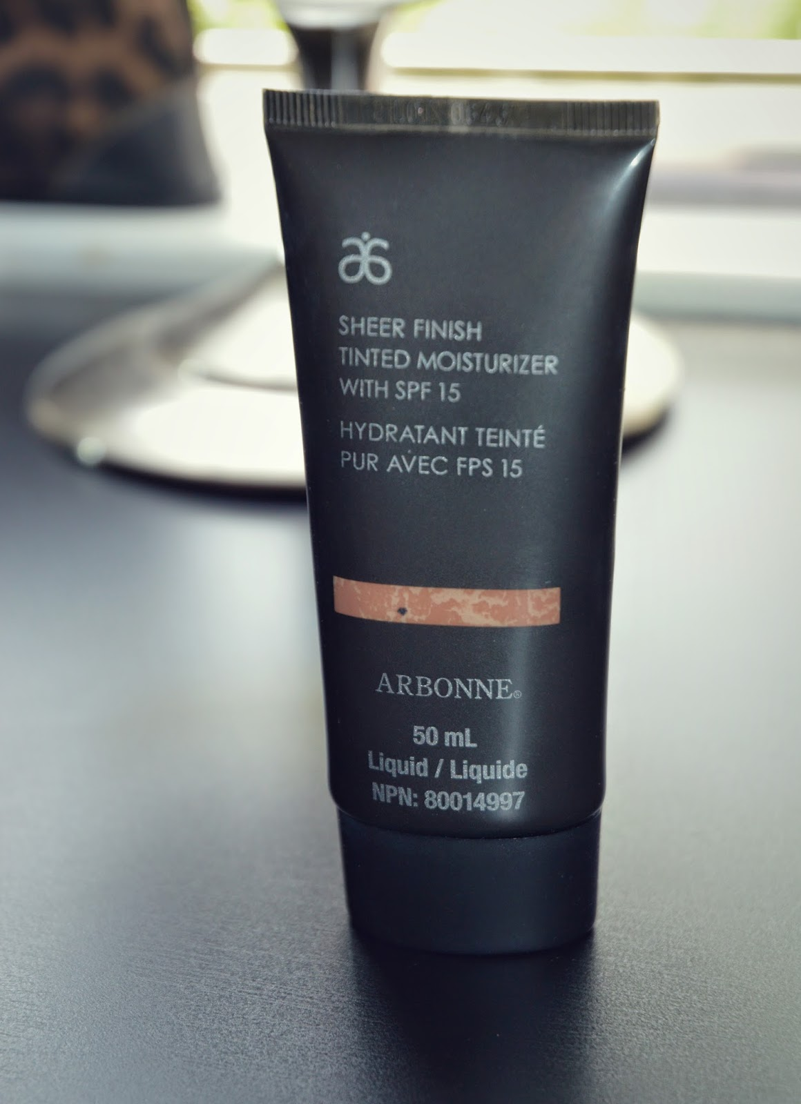 arbonne tinted moisturizer review