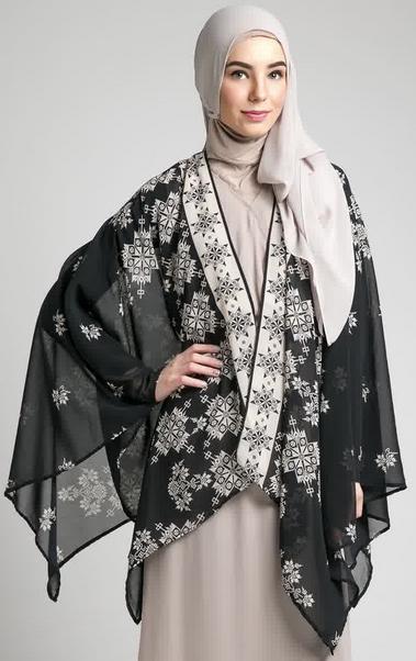16 Model Baju Hamil Muslim Untuk Kerja Terbaik Kumpulan