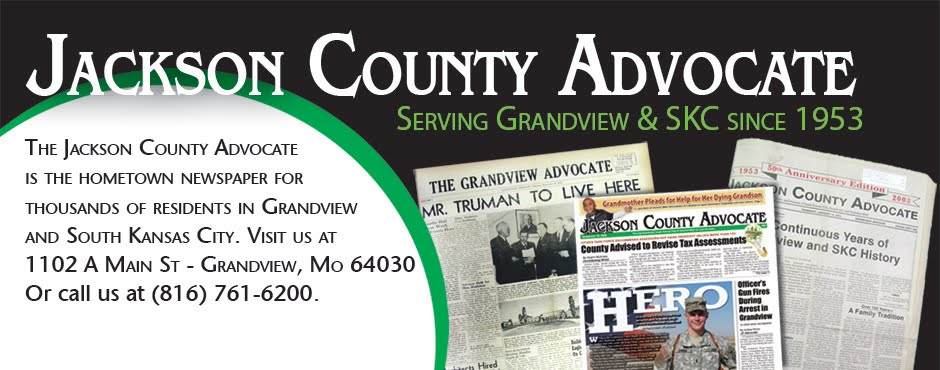Jackson County Advocate Newspaper - Covering Grandview and South Kansas City for 60 years
