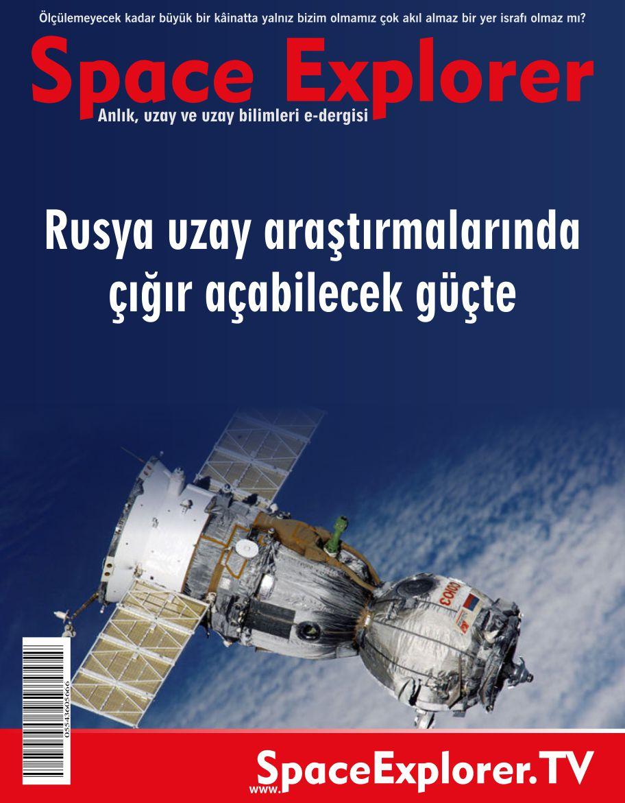 Rusya uzay araştırmalarında çığır açabilecek güçte