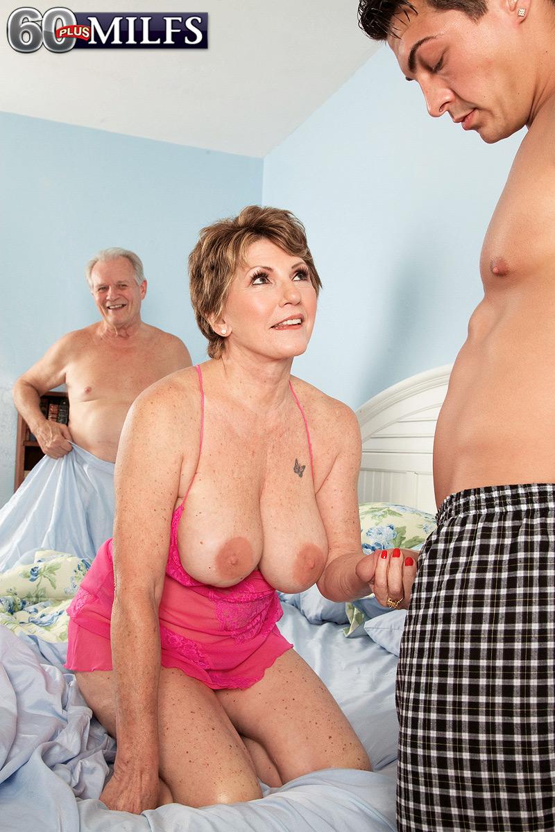Теща мать и сын порно