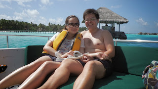 Snorkelling & Sunset Dolphin Cruise [Our Honeymoon in Maldives, Part 3/4]