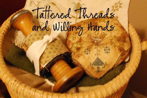 Tattered Threads &amp; Willing Hands