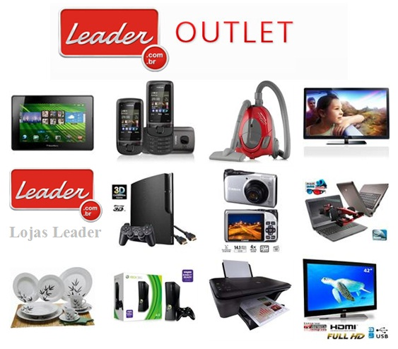 Ofertas Leader Outlet Leader Outlet   Ofertas e compras com descontos