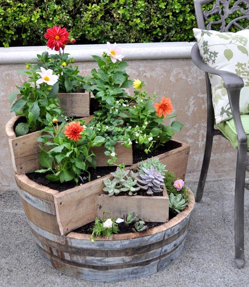 garden containers tons of great ideas for your plants the cottage