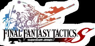 final fantasy tactics s logo Final Fantasy Tactics S Announced + Logo