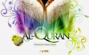 30 Nama-Nama Lain Al-Qur'an