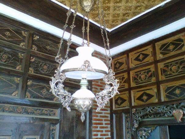 lampu antik gebyok jawa pintu gebyok pintu gebyok jawa