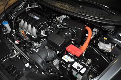 Kinerja dan Performa Mesin Honda CR-Z
