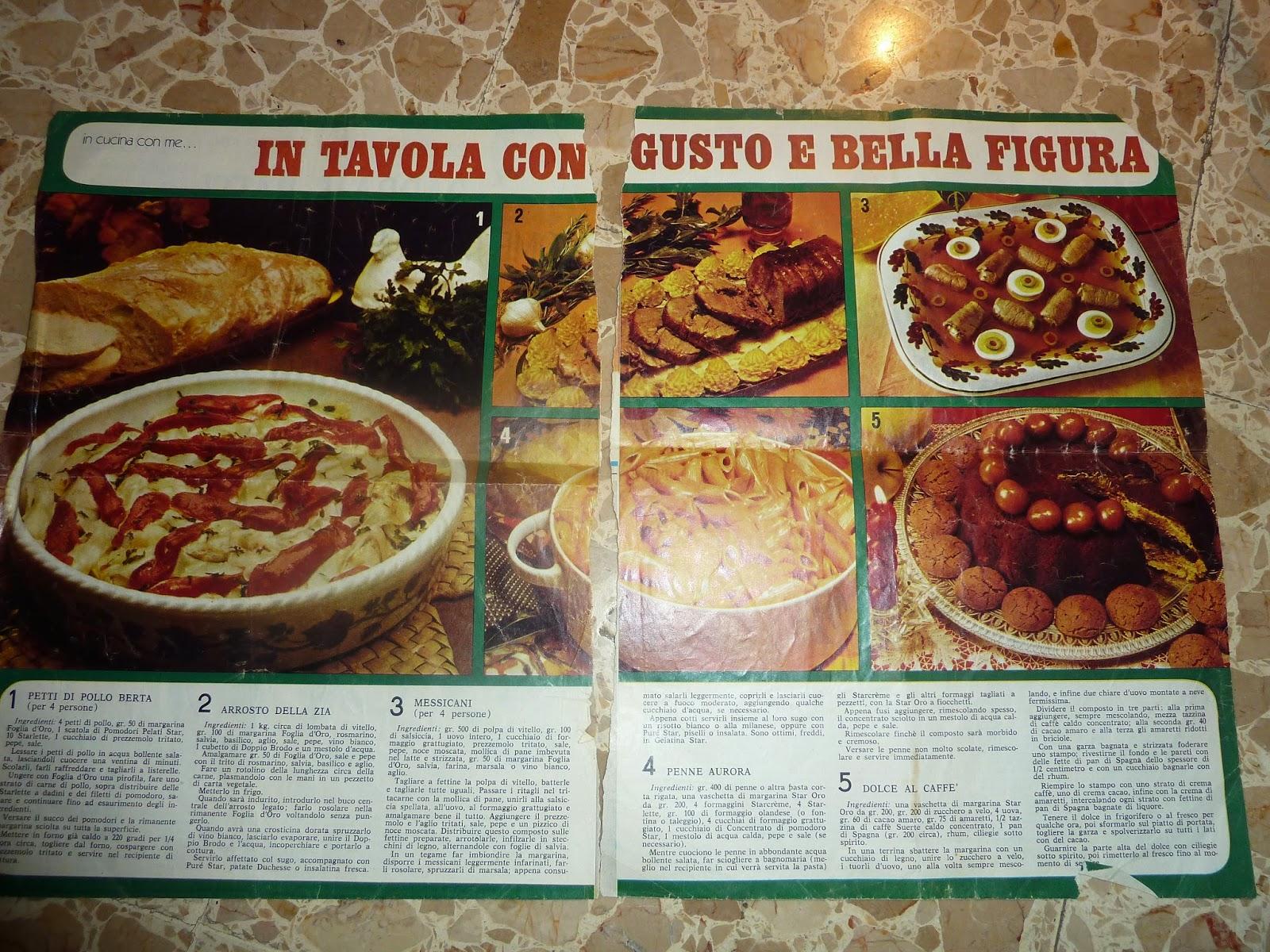 Katynabio ricette scritte a mano nella cucina dei ricordi - Giornali di cucina ...