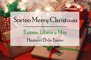 Sorteo Merry Christmas 2.0