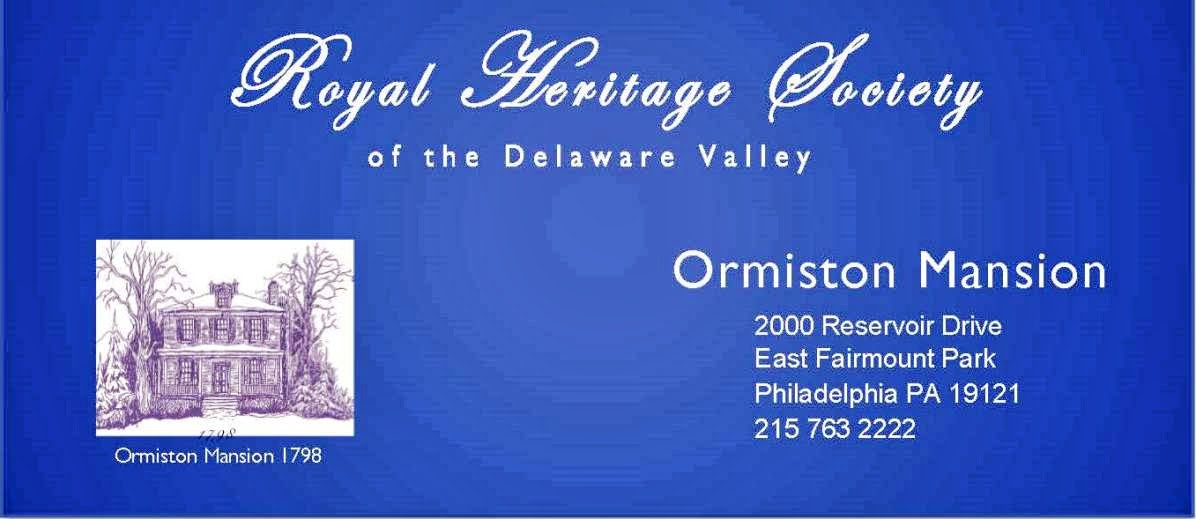 Royal Heritage Society of the Delaware Valley