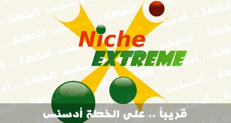 Adsense plan Niche extreme new series