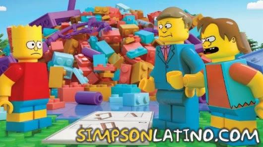 Los Simpson 25x20