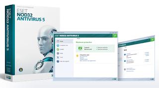 username [assword ESET NOD32 Antivirus 4